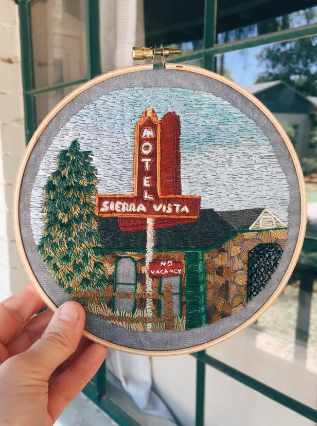Motel Sierra Vista